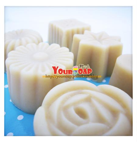 綠豆薏仁美白皂