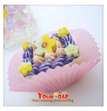 蛋糕皂03