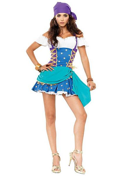 gypsy-costume