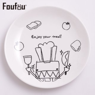 Foufou餐盤~享用大餐吧!