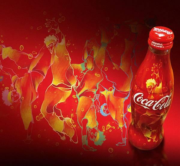 125周年可口可樂紀念瓶