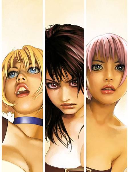 2004-X Girl 極限任務