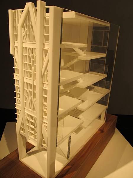 2.5「空心磚計畫」模型