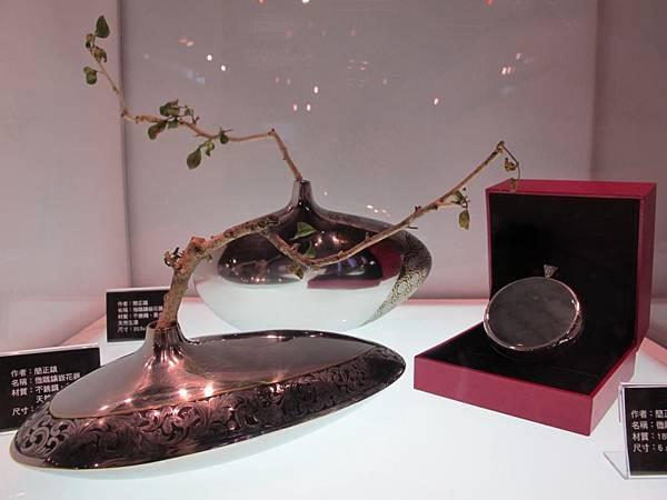2.7創作者-簡正鎮,金屬微雕創作工藝設計師
