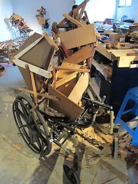 2.12從破碎的物件中,重新拼湊覆與新的可能與解讀