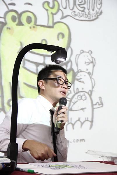 8.Winner現場創作示範與指導(((尖叫!!