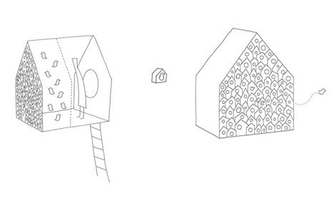 小鳥公寓-1