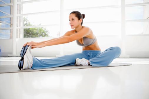 強化肌力下半身運動