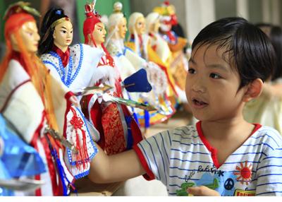 雲林國際木偶節