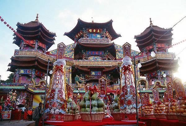 中元民俗祭
