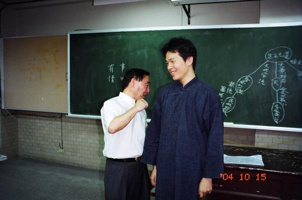 與張元老師