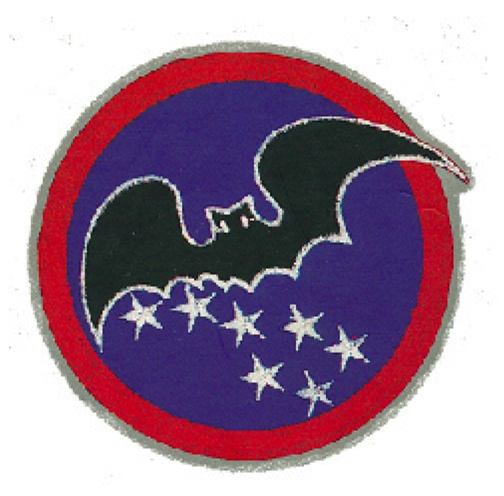 黑蝙蝠隊徽