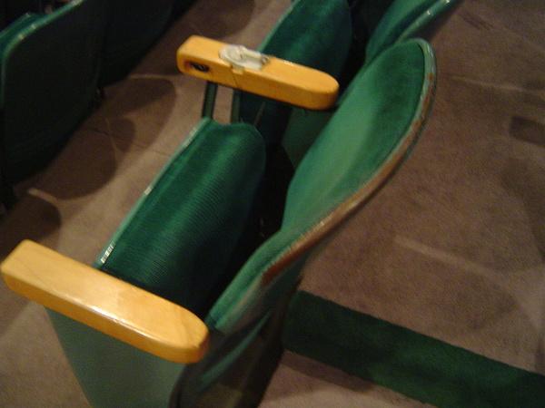 安理會的座椅