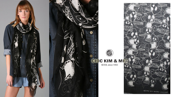 Marc Jacobs 10th Anniversary Skull Scarf.jpg