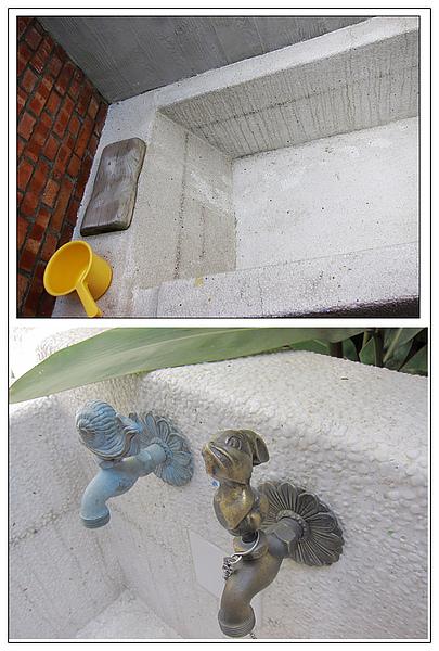 露天泡澡池