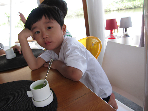 小朋友杯湯