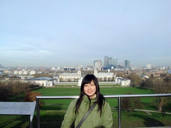 和朋友去Greenwich