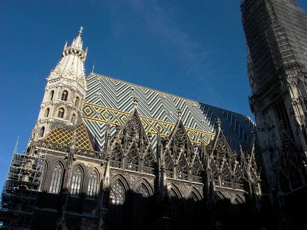 Stephansdom 大教堂
