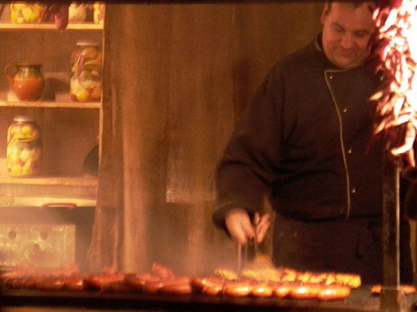 匈牙利的食物也是heavy meat!!!