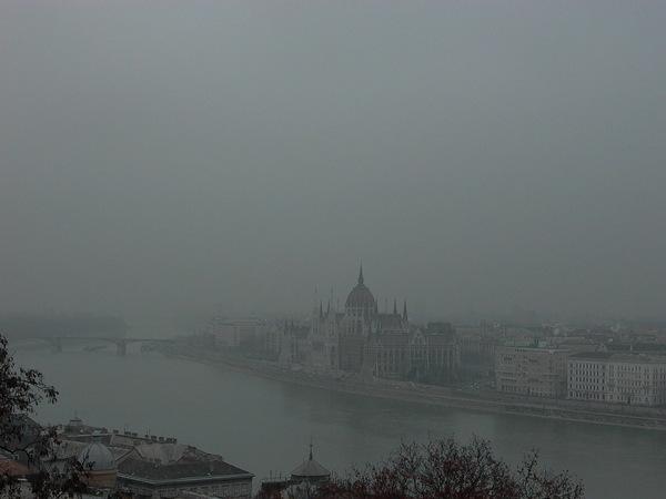 美麗的匈牙利Parliament