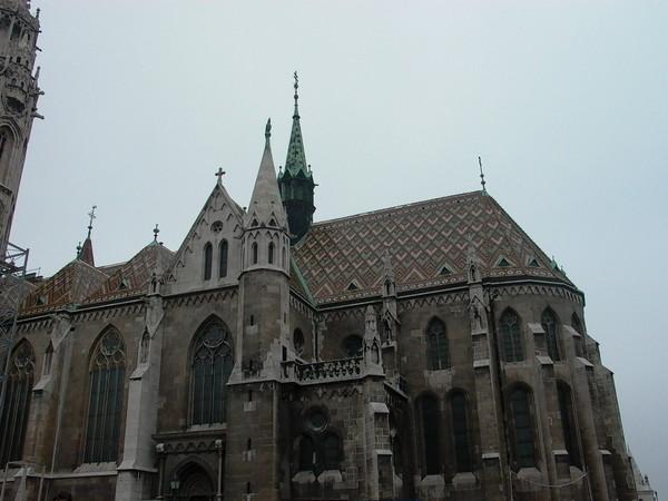 Matyas Church!