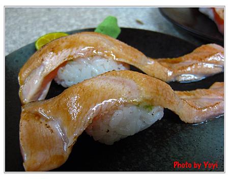 阿宏日式料理06(炙燒鮭魚腹握壽司70)