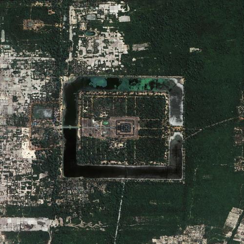 吳哥窟 NASA 衛星空照圖.jpg