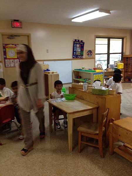 Jonatan's classroom