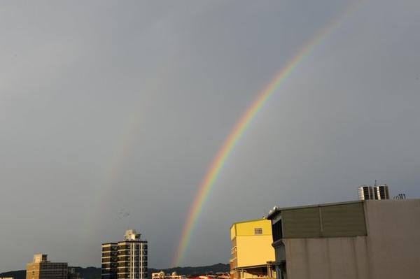2009/06/26虹與霓