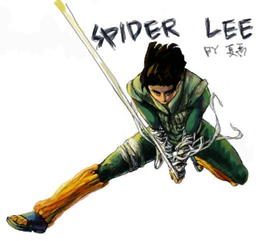 SPIDER LEE