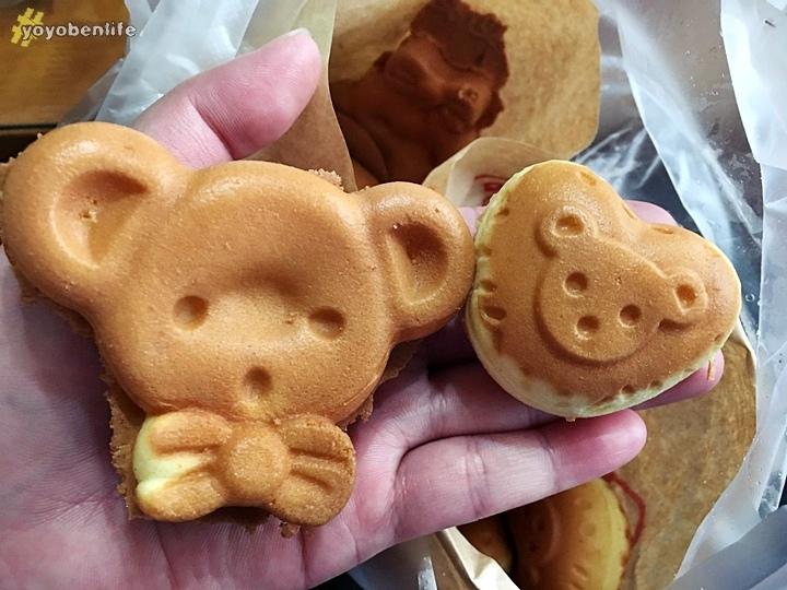 170228 小熊與樹雞蛋糕_170301_0006