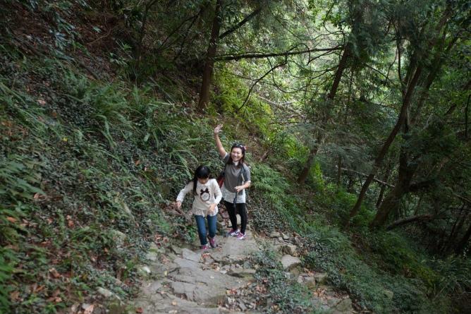 八仙山莊探險