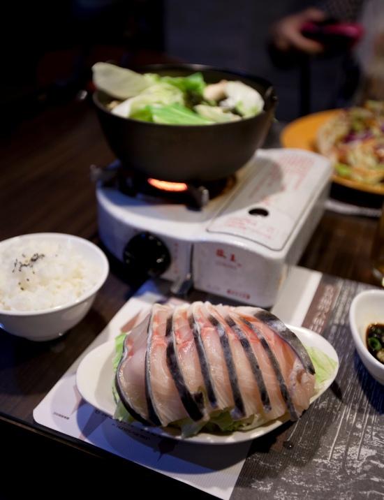 八仙山莊晚餐