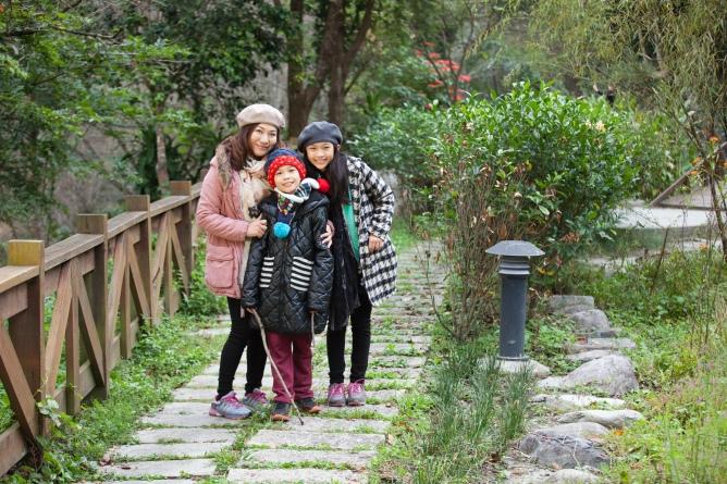 八仙山莊戶外造景花園
