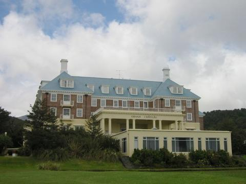 Whangapapa 的古典旅館