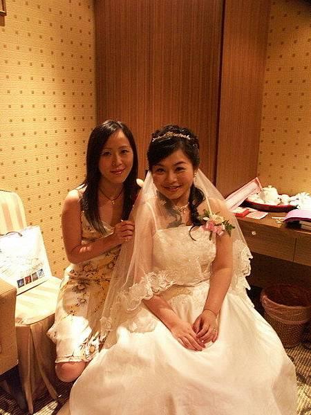 新娘跟鋼琴小姐