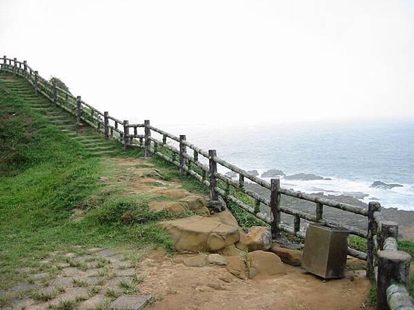 望幽谷外的太平洋