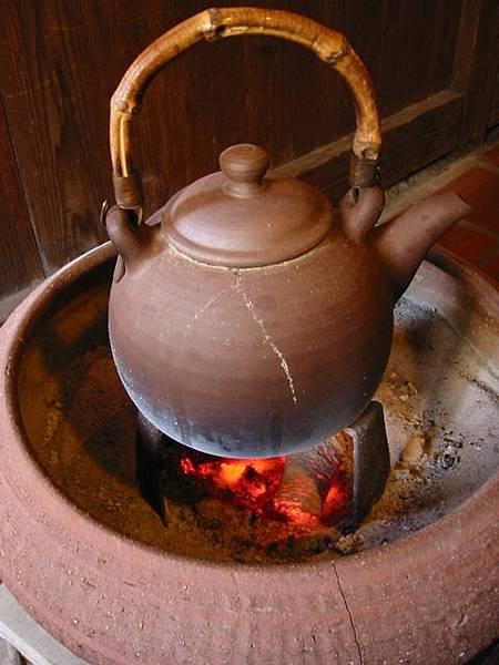 九份茶坊 - 炭燒茶水