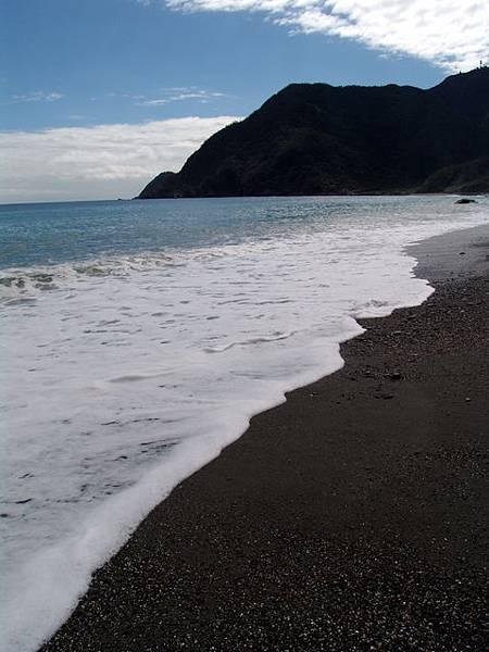太平洋海岸浪花