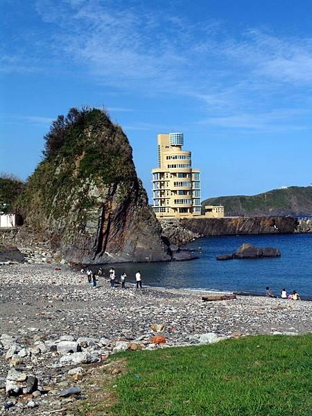 豆腐岬 - 我覺得挺好看但是沒有開放的遊客中心