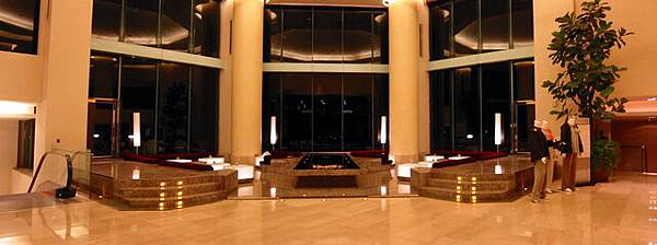 台中清新飯店Lobby