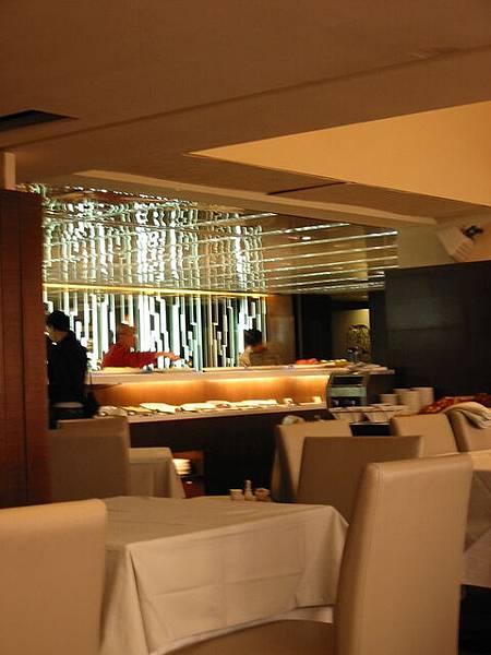 台中清新飯店 B2早餐餐廳