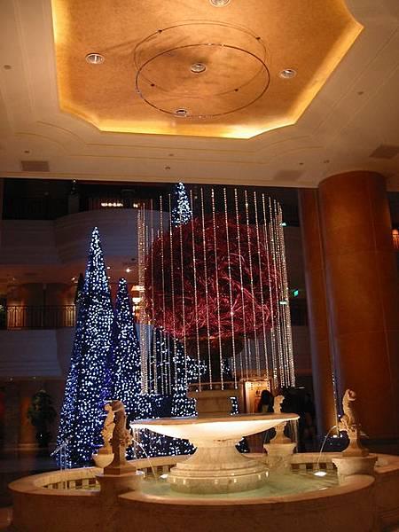 2006.12.24 Hyatt正門