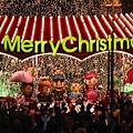 2006.12.24 聖誕樹下可愛的小人偶
