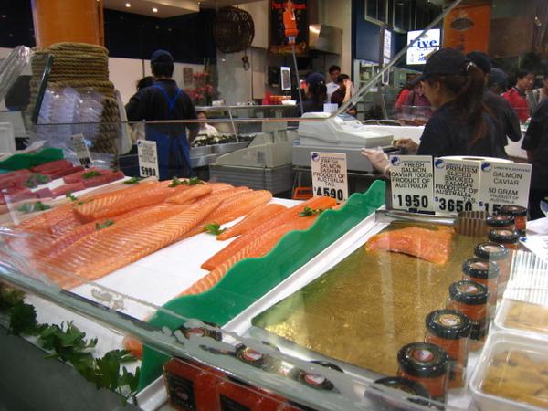 0421 Fish market