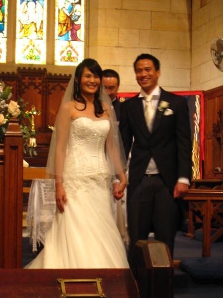 0421 新娘與新郎轉向大家