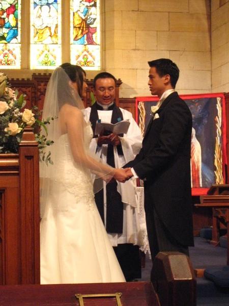 0421 新娘與新郎exchange vows