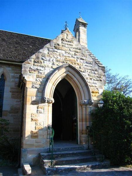 0421 教堂門口