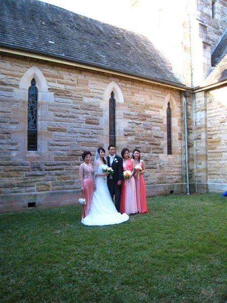 0421 教堂戶外拍照