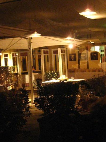 0421 晚宴室外一角